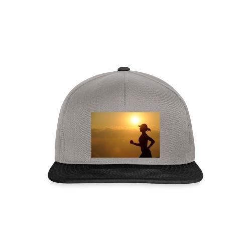 Sunset run - Snapback Cap