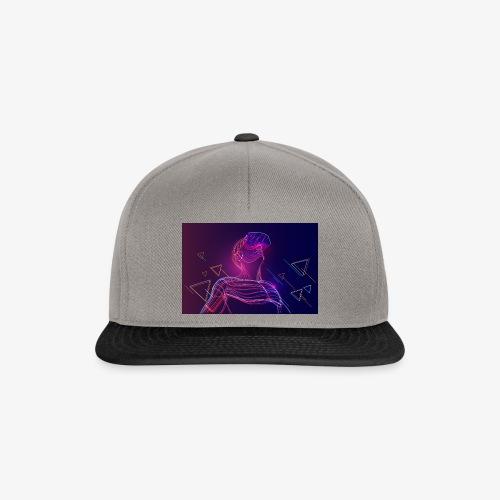 VR Gamer - Snapback Cap