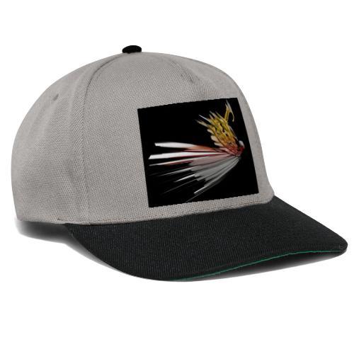 Abstract Bird - Snapback Cap