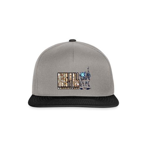 Nuke It All! 💥🍿 - Snapback Cap