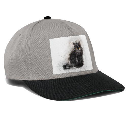 Katze stevanka - Snapback Cap