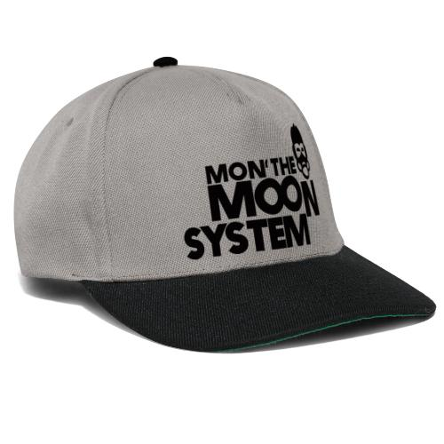 Mon' The Moon System - Snapback Cap