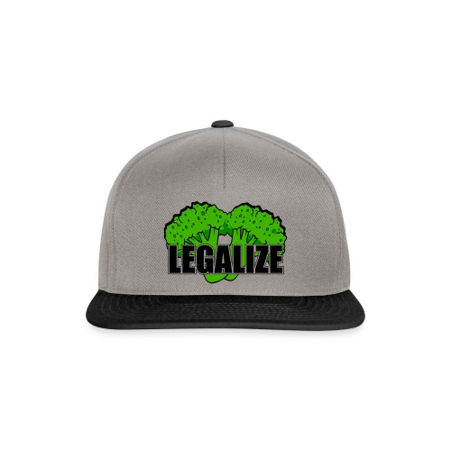Legalize - Snapback Cap