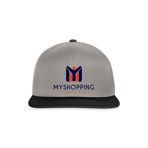 logo MYSC verticale - Snapback Cap