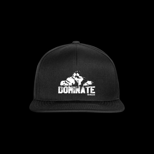 Official Dominate Logo - Snapback Cap