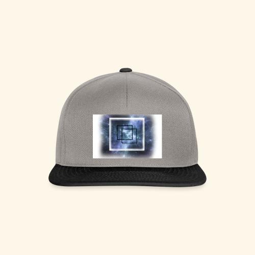 cube nebula - Snapback Cap