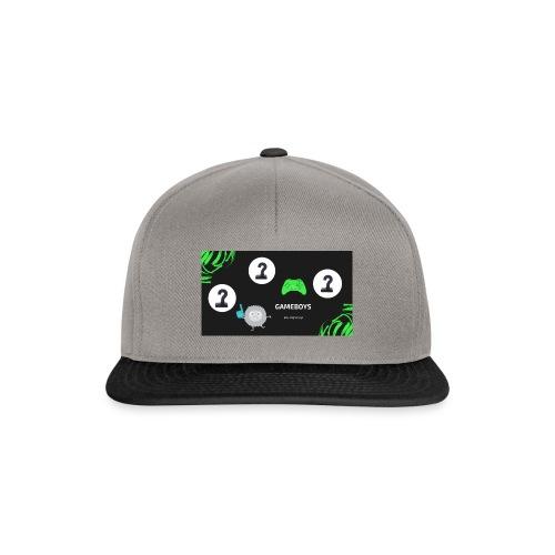 gameboys logo - Snapback cap