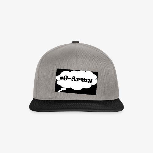 #G-Army - Snapback Cap