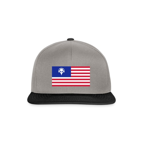 Football T-Shirt USA - Snapback Cap