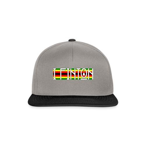I Finton - ZimFlag - Snapback Cap