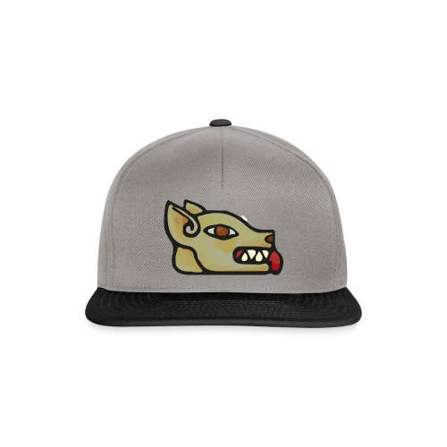 Aztec Icon Dog - Snapback Cap