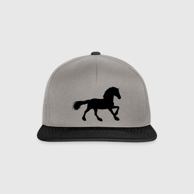 horse - Snapback Cap