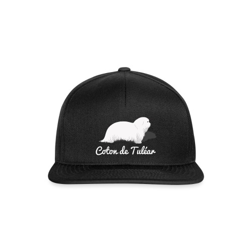 Coton de Tuléar - Snapback Cap