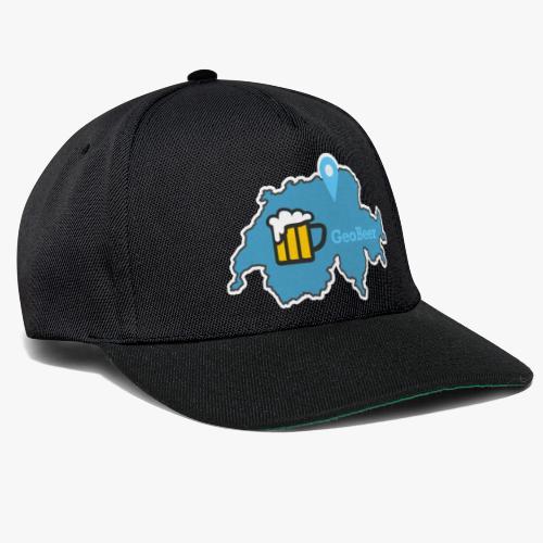 GeoBeer - Snapback Cap