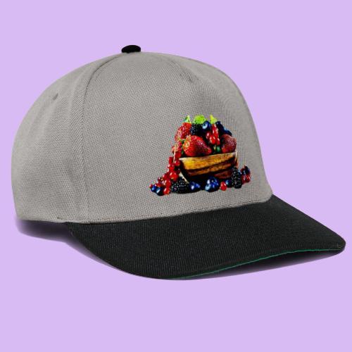 frutti di bosco - Snapback Cap