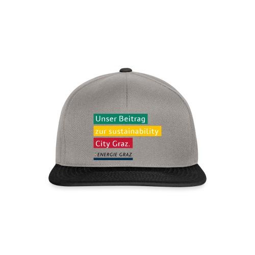 Energie Graz Vision - Snapback Cap