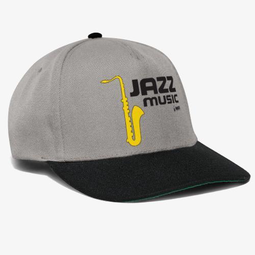 Jazz 002 - Gorra Snapback