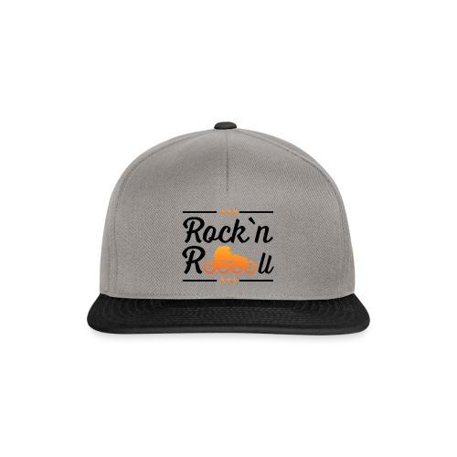 Rockn Roll Faerbig - Snapback Cap