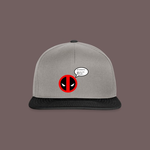 deadpool - Snapback Cap