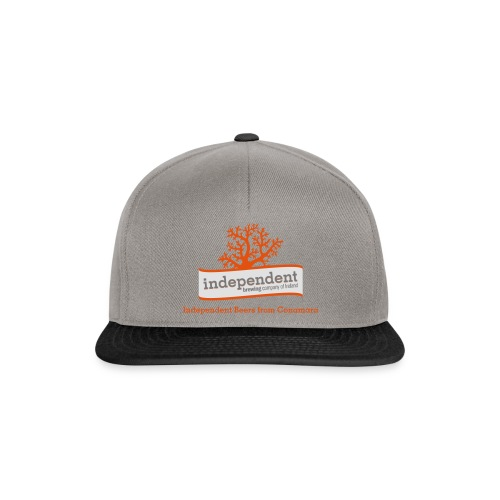 Independent Beers from Conamara - Snapback Cap
