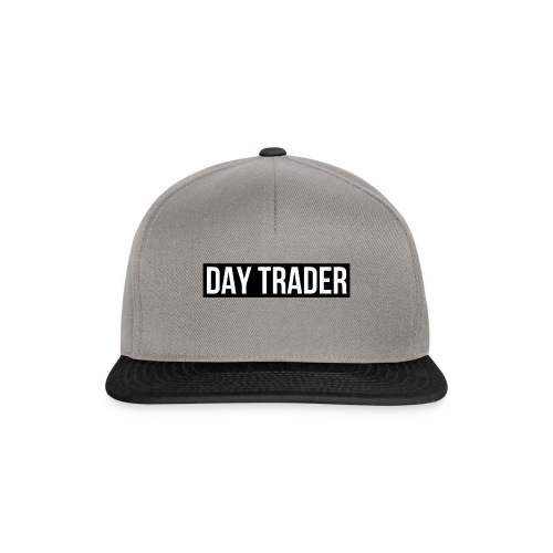 DAY TRADER - Casquette snapback
