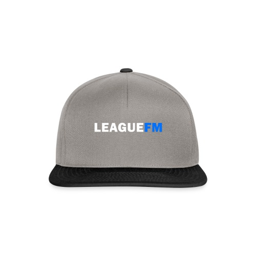 LeagueFM SPECIAL - Snapback cap