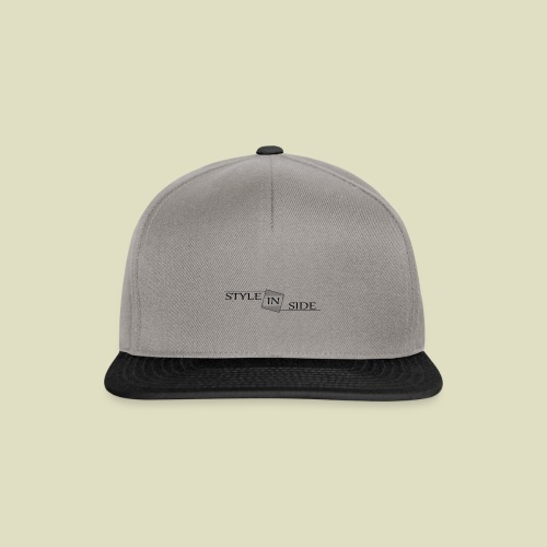 Style In Side - Snapback Cap