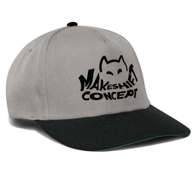 Makeshift Concept Logo Black