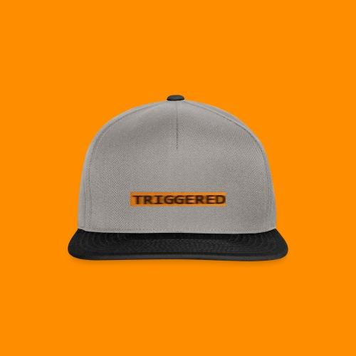 TRIGGERED - Snapback Cap