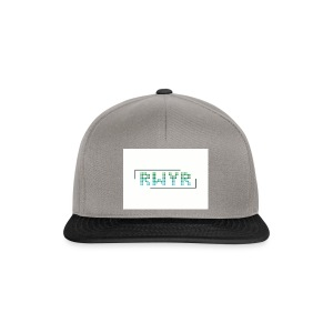 RWYR Normal White - Snapback cap