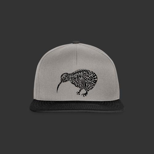 Kiwi Maori - Snapback Cap