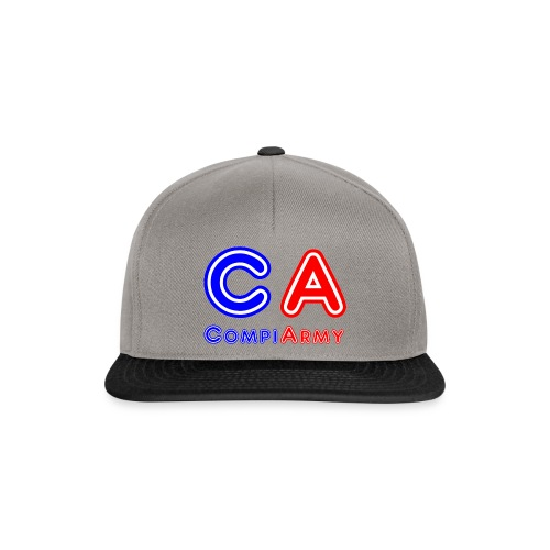 CompiArmy Design | bit.ly/compiarmyyt - Snapback Cap