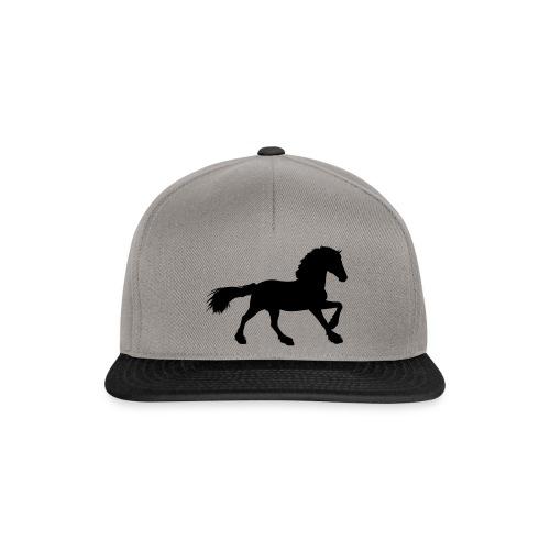 Pferd - Horse - Snapback Cap
