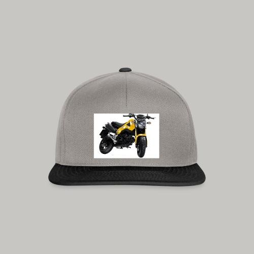 Grom Motorcycle (Monkey Bike) - Snapback Cap