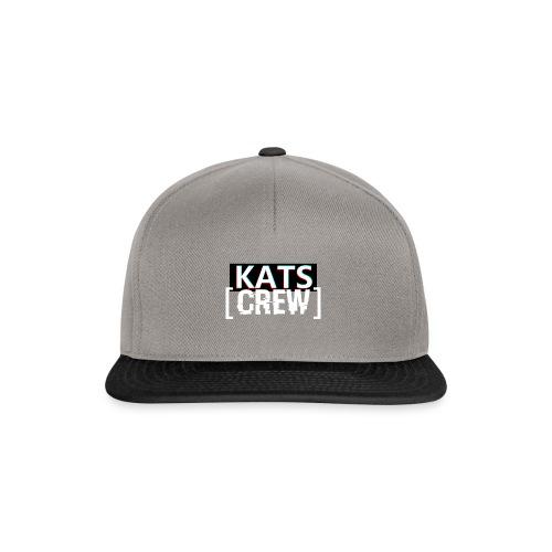 KATS CREW Logo - Czapka typu snapback