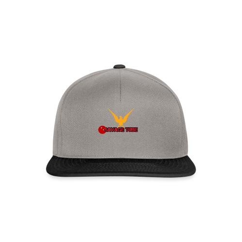SAVAGE TUBE MERCH - Snapback Cap