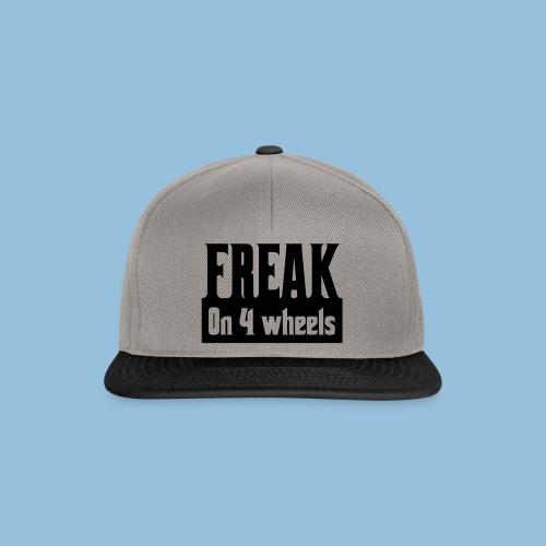 Freakon4wheels - Snapback cap