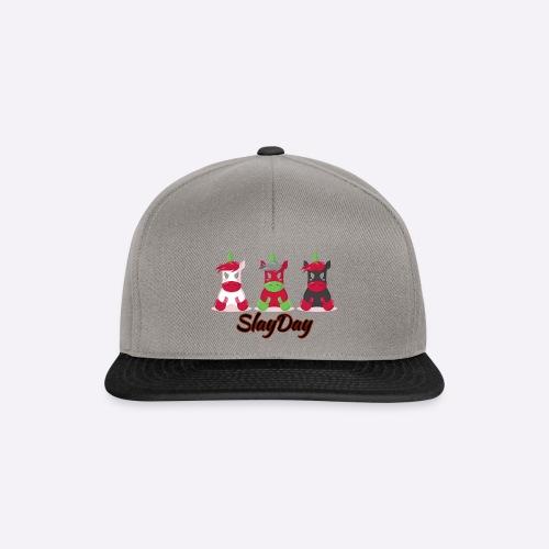 SlayDay - Snapback Cap