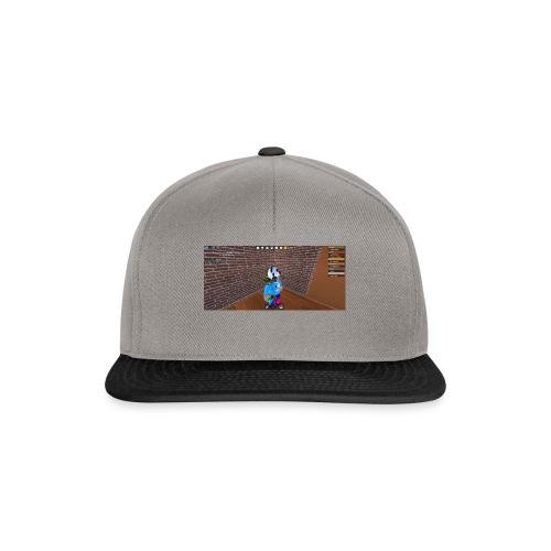 panda time - Snapback Cap