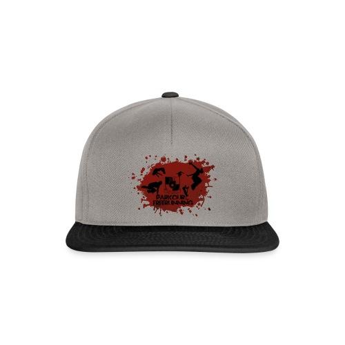 hoodybacklogo24000px - Snapback Cap