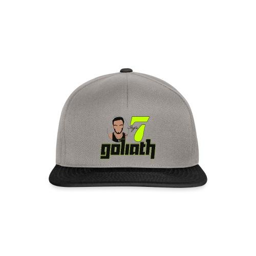 Goliath Style 07 - Snapback cap