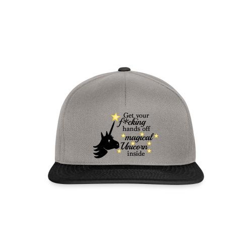 Magical Unicorn - Snapback Cap