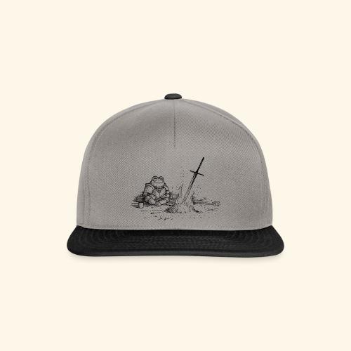 Ashen Frosch - Snapback Cap