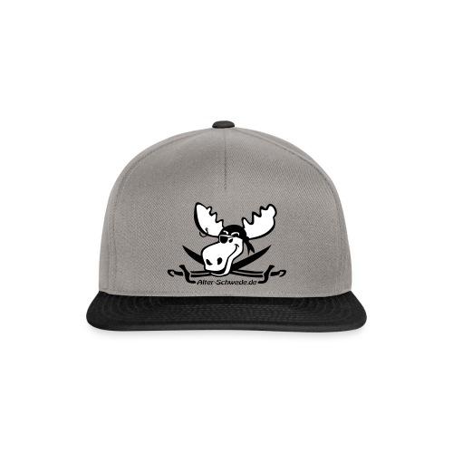 Alter Schwede Pirat - Snapback Cap