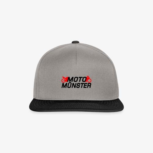MotoMünster Logo - Snapback Cap