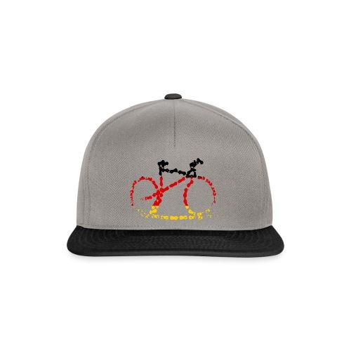 Germany bike chain scale - Snapback Cap