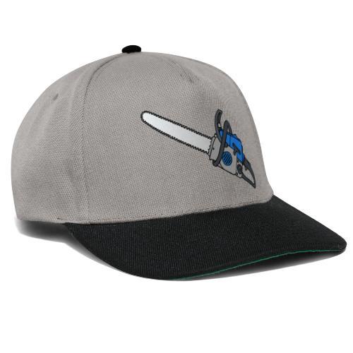 Kettensäge - Snapback Cap