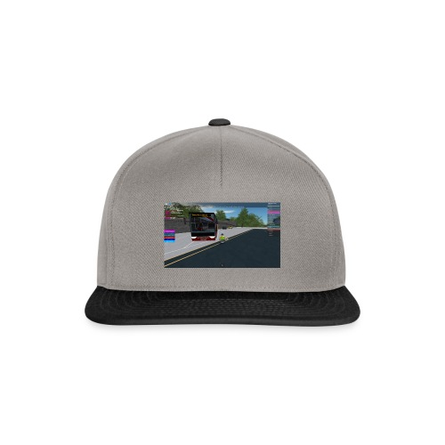My First T-shirt - Snapback cap