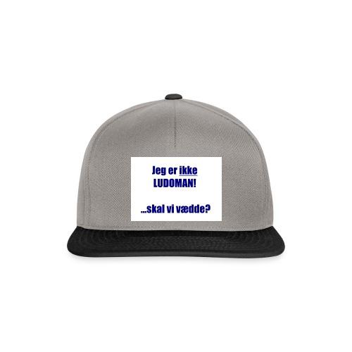 Ludoman_DK-jpg - Snapback Cap