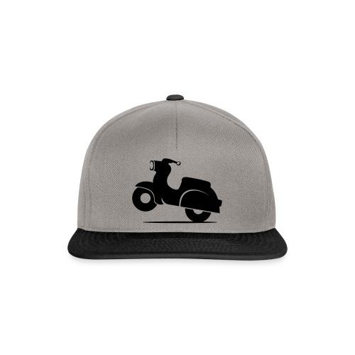 Schwalbe knautschig - Snapback Cap